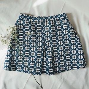 Zara Short A-line Skirt